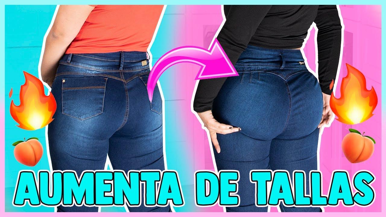 Probando Pantalones Colombianos Levanta Pompis En Minutos Youtube