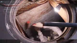 видео Сухой подвал, погреб и яма в гараже своими руками
