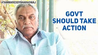 Govt & Youth should Come Forward   Tammareddy Bharadwaj responds on Chhattisgarh Naxal Attack