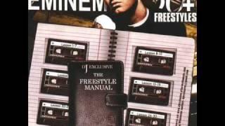Eminem - Sway & Tech Freestyle