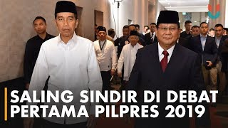 Jokowi Sindir Prabowo soal Kasus Hoaks Ratna Sarumpaet
