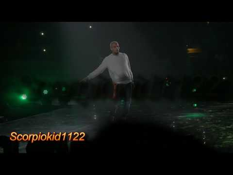 Chris Brown - Grass Ain't Greener (The Party Tour Baltimore 3-31-17)