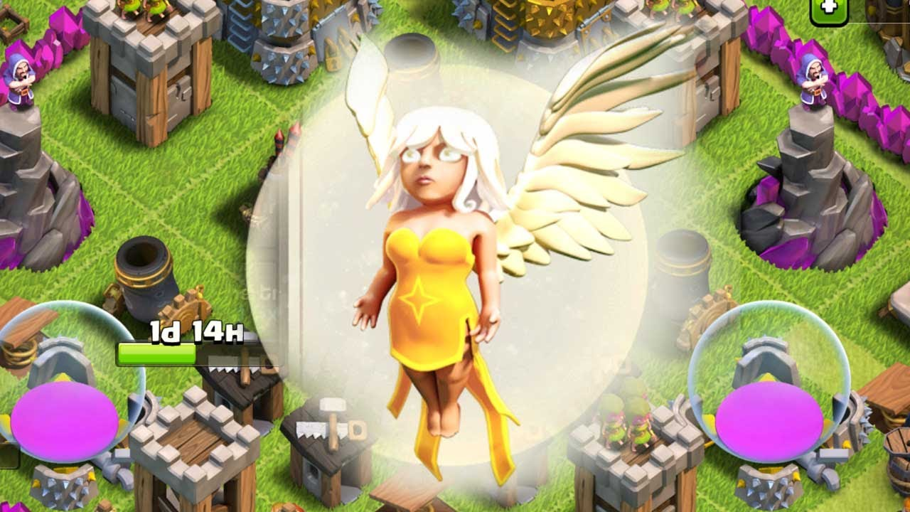 worst base ever clash of clans