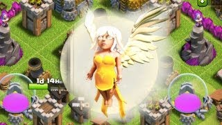 Clash Of Clans - Attack Strategy Part 7 - Angel Rush (Healer)