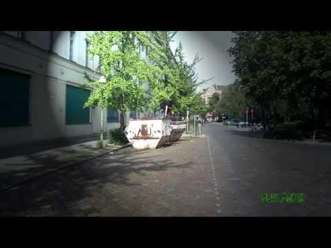 """Ausländer"" -  The TV Series - The Shape Shifter Jump - Aliens are in Berlin"