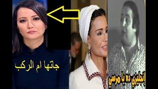 ليبي يجلد قناة الجزيرة وغادة عويس تصاب باام الركب