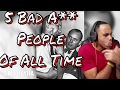 1k Subscriber Pick Vid (4 of 4)| 5 Most Badass People of All Time Reaction