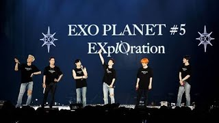 EXO (엑소) Planet #5 Exploration in Jakarta 2019