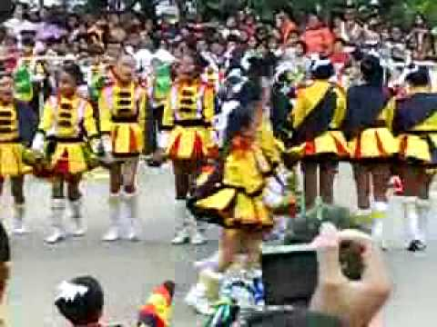 Dolores Elementary School Drum and Lyre 2