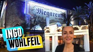 Mallorca - Megapark ist endlich offen / Mit BILD-Girl Nina