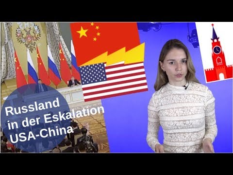 Russland in der Eskalation USA-China