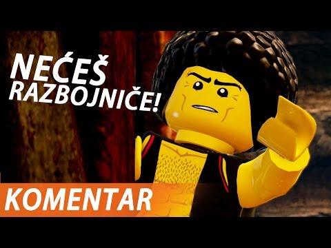 POLICAJAC POSTAO RUDAR - LEGO City Undercover (EP4)