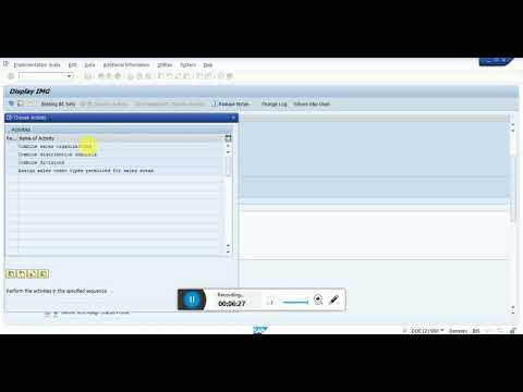 Sap SD sales document type & item category configuration simple way