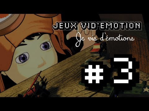 Jeux Vid'émotion - Ep3 : Toy Commander - PuNkY