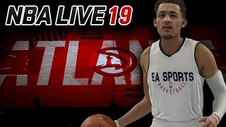 xbox one x nba live 19 gameplay