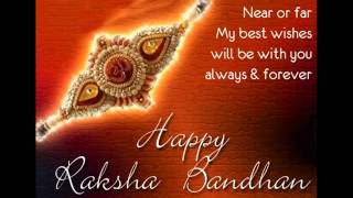 Raksha Bandhan Whatsapp Video DP Profile Pic Wishes Images Wallpapers SMS Quotes MSG