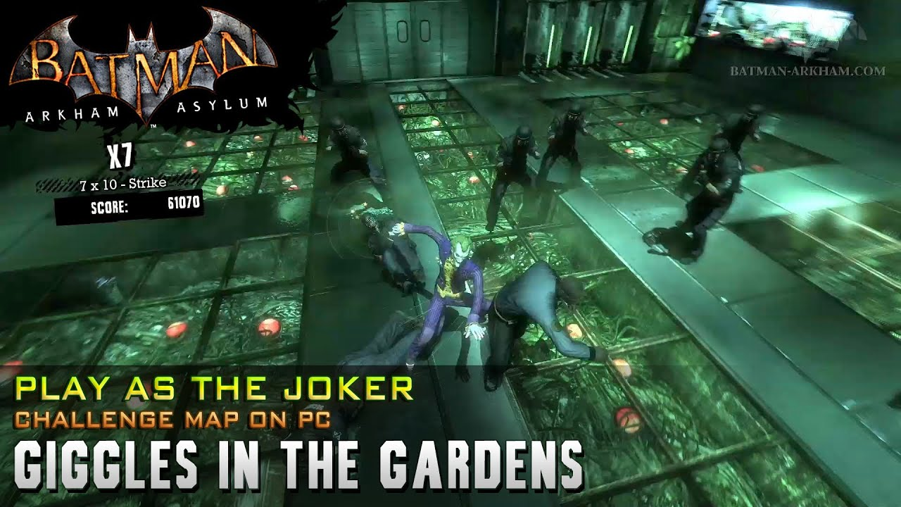 Play As Joker