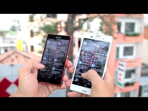 Schannel - Nên chọn mua Xperia Z3 hay Xperia Z3 Compact