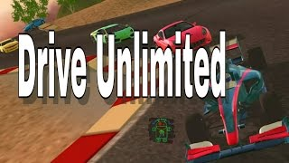 Drive Unlimited - HD Android Gameplay - Racing games - Full HD Video (1080p)