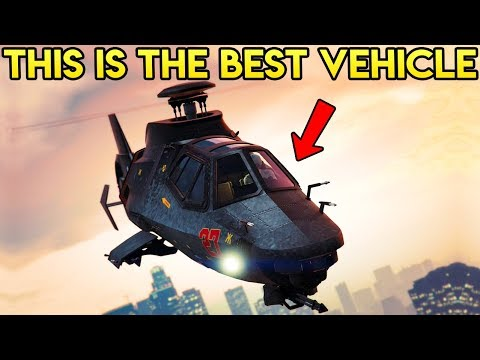 Why The NEW Akula Helicopter Is The BEST Vehicle In GTA Online