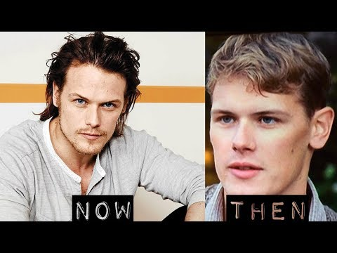 Sam Heughan Young Photos