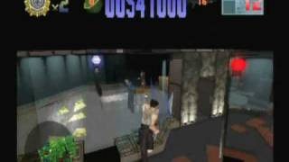 Die Hard Trilogy Gameplay (PSX)