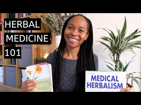 BECOME A HERBALIST 🌱 // HERBALISM 101 // 1. RESPIRATORY SYSTEM