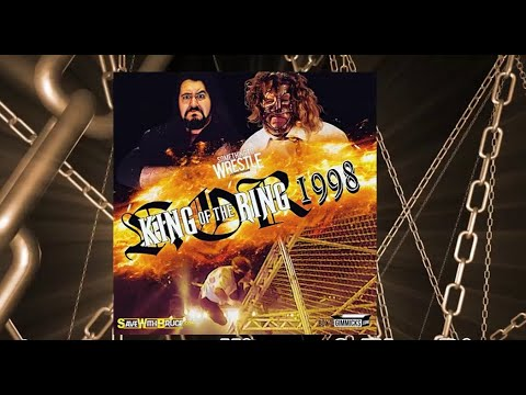 STW #108 King Of The Ring 1998