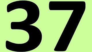 АНГЛИЙСКИЙ ЯЗЫК ДО АВТОМАТИЗМА ЧАСТЬ 2 УРОК 37 УРОКИ АНГЛИЙСКОГО ЯЗЫКА