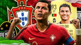 FIFA 20: RONALDO Squad Builder Battle 😍👌