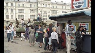Смотреть видео Головокружительная пора в Москве, когда деньги лились рекой и сколачивались состояния. онлайн