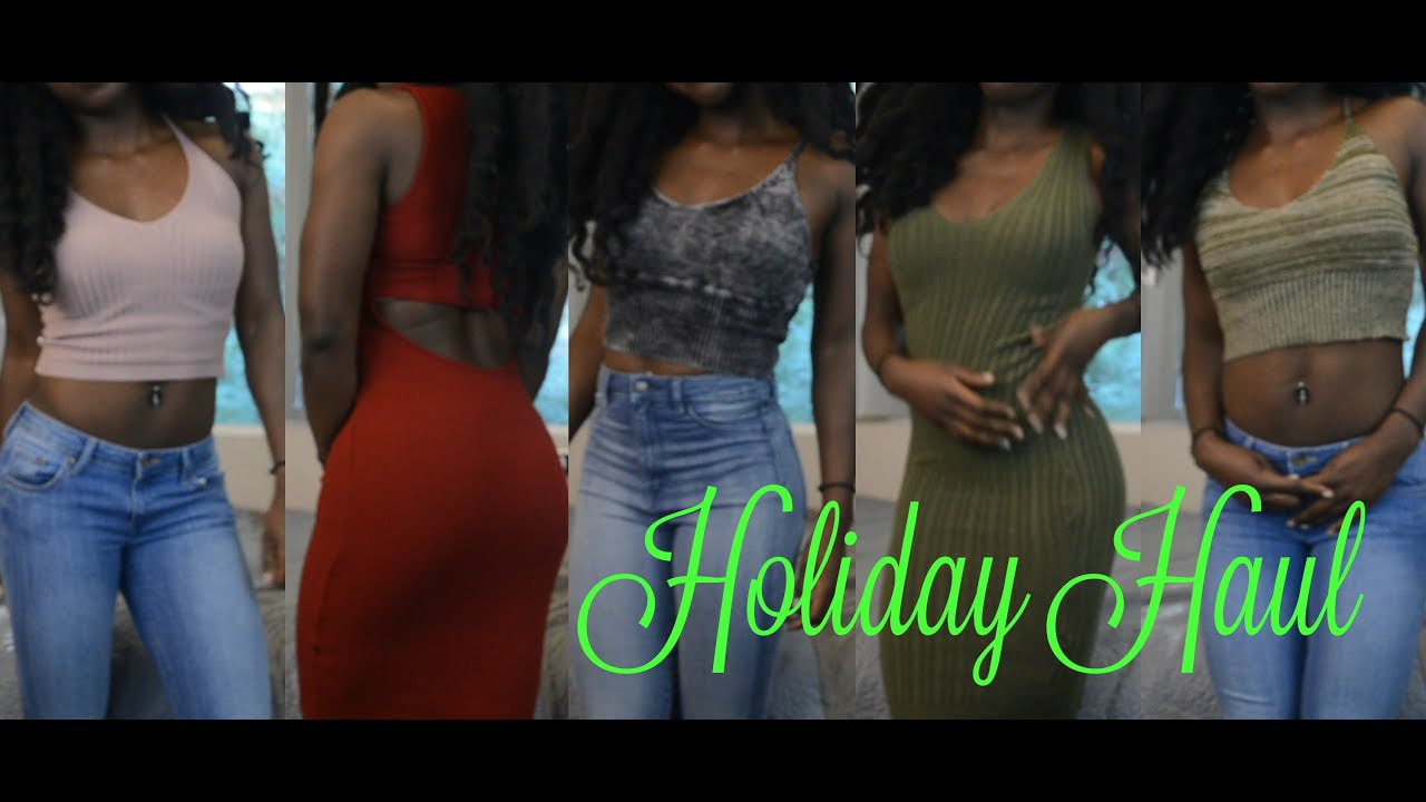 Haul Hamp;M, Foreign Exchange, Fashion Q, Bath and Body Works,  YouTube