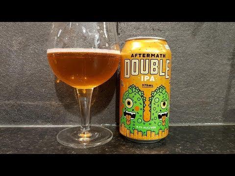 Kaiju Beer Aftermath Double IPA | Australian Craft Beer Review