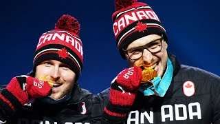 Two-Way Gold in Bobsleigh Leads Monday's Moments | Day 10 | Winter Olympics | CBC Sports