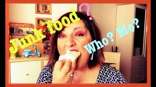 Video 126. Γουστάρεις junk food ή μπρόκολο;;;;!!!!! | Sofia Moutidou