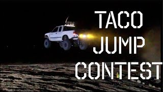 Lucerne Valley 2018 - Dezertrangers Taco Jump Contest :: Day 2