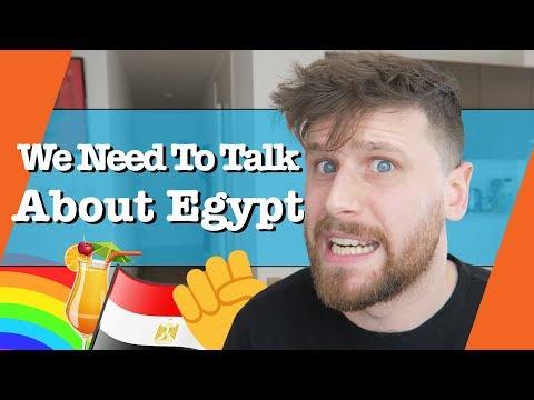 #WeNeedToTalk About Egypt | 🌈 🇪🇬✊