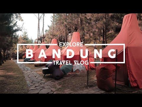 MAIN KE BANDUNG BARENG TRAVEL BLOGGER & MAKAN SEHAT DI THE BALE RESTAURANT | Khairulleon Vlog