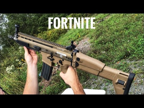 Fortnite Guns In Real Life