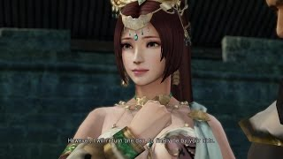 Dynasty Warriors 8 Xtreme Legends Cutscene movie Lu Bu Story what-if Part5: After the Road (PC)