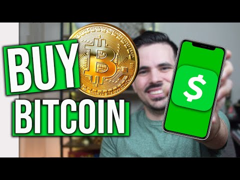 How To Buy Bitcoin On Cash App In 2021