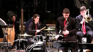CHS Jazz Band - Tastes Like Chicken