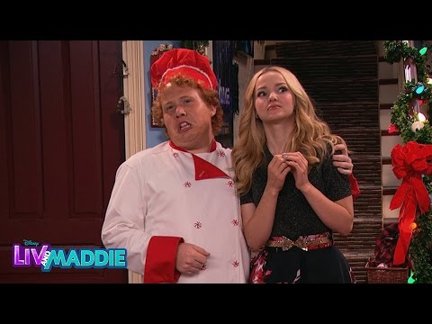 A Holiday Miracle  Liv and Maddie  Disney Channel