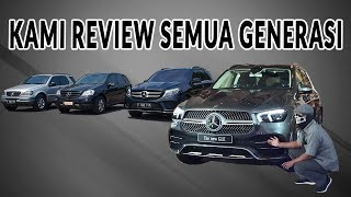 Mercedes-Benz ML/GLE All Generations