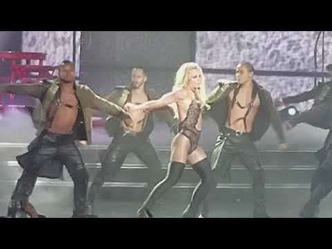 Britney Spears 9.2.17 Work B**ch opening number Planet Hollywood Las Vegas