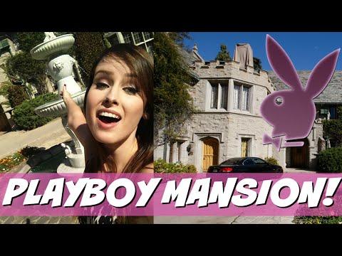 PLAYBOY MANSION TOUR!!