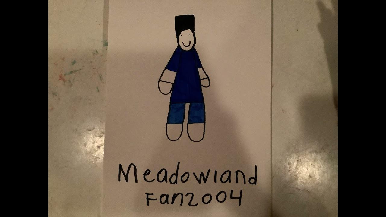 Download My Drawing Of Meadowlandfan2004