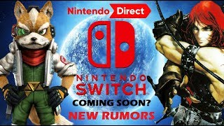 Nintendo Switch - New Nintendo Direct July Leaks & Rumors