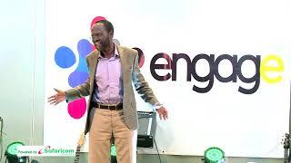 Rise Up - H.E Anyang' Nyong'o @Engage Kisumu