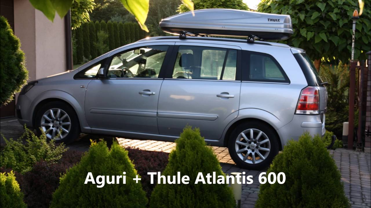 aguri runner roof bars thule atlantis 600 opel. Black Bedroom Furniture Sets. Home Design Ideas